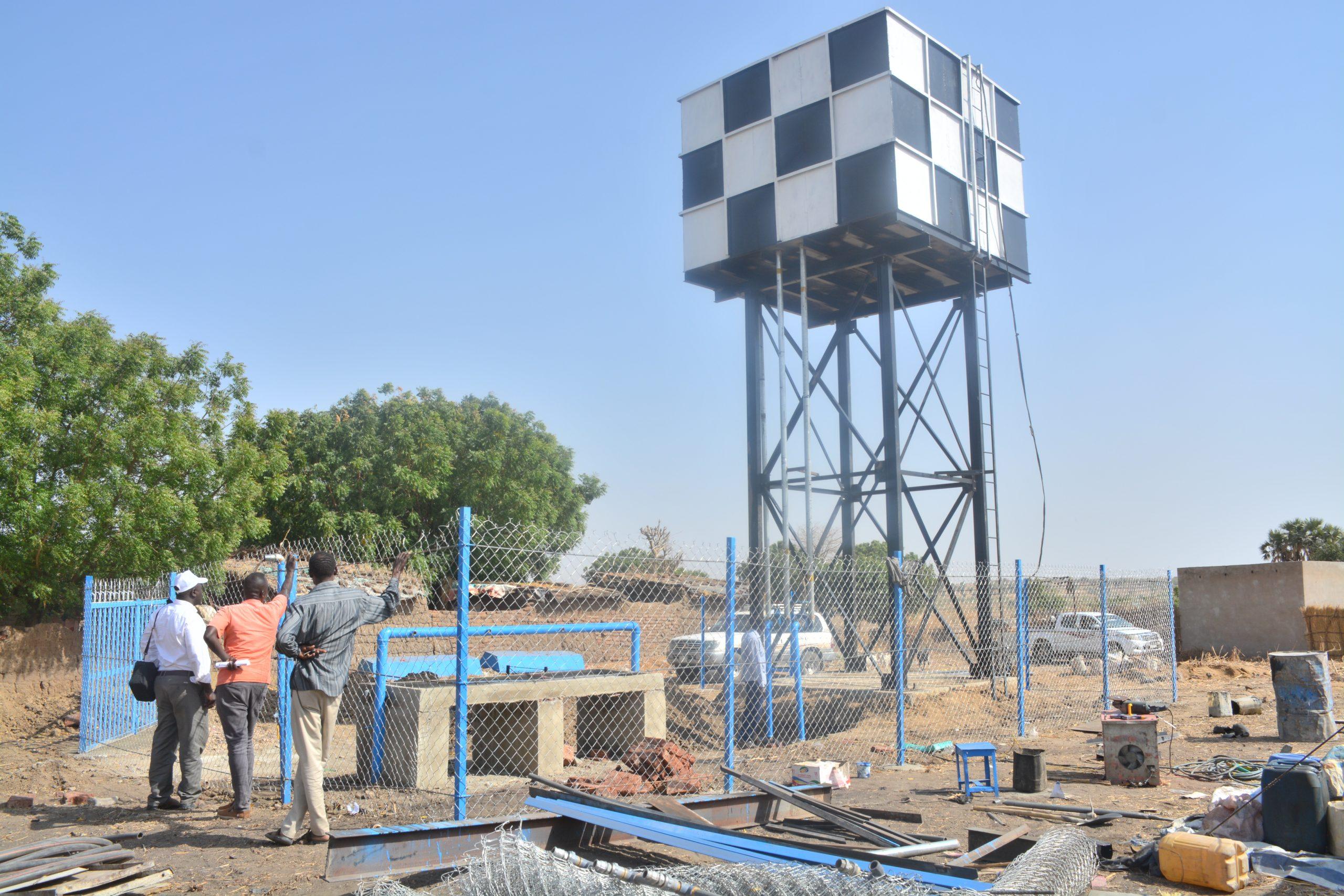 Shin Tashrab Water Project